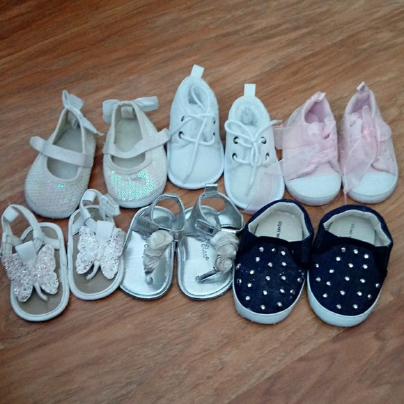 Other - Girl baby shoes